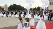 Di Lebanon, Banyak Pasangan Nikah Massal Gara-gara Alasan Ini…