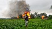 Mengerikannya Nasib Kristen Myanmar, Puluhan Gerejanya Dihancurkan Kelompok Bersenjata