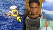 Ini Kronologi Kisah Aldi Novel Adilang Terdampar di Lautan dan Selamat Berkat Doa