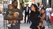 Wow! Model Kim Kadarshian Bercerita Tentang Suaminya, Kanye West Yang Diselamatkan Yesus!
