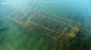 Berusia 1600 Tahun, Sisa Bangunan Gereja Turki Ini Ditemukan di Bawah Danau