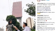 Dilamar Pakai Papan Reklame, Ini Kata Dokter Cantik Nadia Octavia