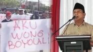 Soal Candaan 'Tampang Boyolali', Prabowo Akhirnya Minta Maaf. Begini Katanya….