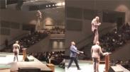 Dari Terbang Sampai Tunggangi Kuda, Begini Ilustrasi Khotbah Pendeta Masa Kini, Lucu Loh