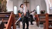 Siap-siap Kawal Natal dan Tahun Baru, Polres Sulut Turunkan 5.000 Anggota Jagai Gereja