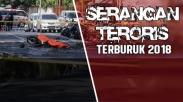 Kaleidoskop 2018: 3 Bom Bunuh Diri & Serangan Gereja Jadi Aksi Teroris Terburuk Tahun Ini