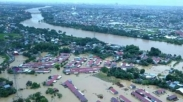 Banjir Besar Sulsel Torehkan Duka Bersama, Gubernur Nurdin Lafalkan Doa Ini