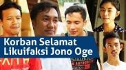 Selamat dari Likuifaksi Palu, Belasan Siswa SMA Ini Berdoa dan Sembah Tuhan di Atas Lumpur
