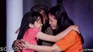 Kisah Nyata Tsunami Palu yang Sebabkan Jeni Stany Terpisah dari Dua Putrinya