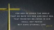Ayat Yohanes 3: 16 Bikin Anak Laki-laki Ini Mengenal Yesus