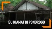 Termakan Isu Kiamat, 52 Warga Ponorogo Ngungsi dan Jual Hartanya, Begini Kronologinya…