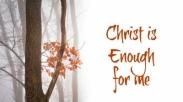 Percayakah Kamu Kalau Kasih Karunia Tuhan Itu Cukup? Tuhan Menunggu Jawabanmu