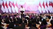 Presiden Jokowi Sebut Ruginya Kalau Jemaat Gereja Golput di Pemilu 2019 Nanti
