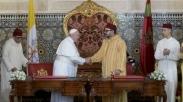 Paus Fransiskus dan Raja Maroko Serukan Yerusalem Sebagai Rumah Bagi Semua Agama