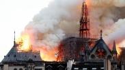 Kebakaran Gereja Notre Dame Bikin Orang Kristen Kehilangan, Rupanya Ini Alasannya…