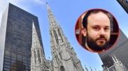 Diduga Akan Bakar Gereja St Patrick New York, Pria Ini Langsung Diamankan