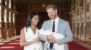 Kenalkan Putranya ke Publik, Pangeran Harry Luapkan Kebahagiaan Jadi Ayah