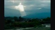 Tertangkap Kamera, Foto Penampakan Yesus Ini Gegerkan Warga Argentina