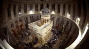 Tiga Gereja Yerusalem Sepakat Renovasi Ulang Gereja Makam Kudus, Ini Rencananya…