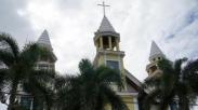 Menengok Pesona Gereja Tua Pniel Bitung yang Penuh Sejarah