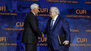 Dukung Penuh Israel, Mike Pence Sebut Yang Memberkati Israel Juga Akan Diberkati