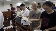 Puji Tuhan! Untuk Pertama Kalinya Kristen China Diberi Ijin Ibadah di Taiwan