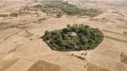 Karena Letaknya yang Unik, Gereja Tua Ethiopia Ini Jadi Perhatian Dunia
