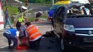 Rencana Mau Ibadah Minggu, 9 Orang Ini Alami Kecelakaan Nahas di Tol Jagorawi