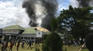 Rusuh di Wamena, Beberapa Warga Di Lindungi dan Mengungsi di Gereja!