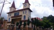 Rayakan HUT ke 158 Tahun, Begini Perjalanan Panjang Gereja Terbesar di Sumatera Utara Ini