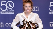 Selain Lauren Daigle, Sederet Penyanyi dan Daftar Lagu Ini Juga Menang Dove Awards Loh!