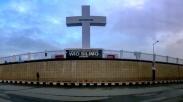 Ditata Indah, Kawasan Menara Salib Ini Jadi Ikon Baru Kota Wamena