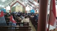 Kenapa Bendera Bintang Kejora Masuk Gereja Papua? Ternyata Ini Faktanya…
