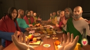 Bikin Heboh! Video Game Ini Tampilkan Sosok Yesus Sesuai Dengan Kisah Alkitab