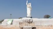 Dianggap Jadi Ancaman, Pembangunan Patung Yesus di India Ditolak Ratusan Aktivis