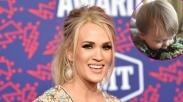 Rayakan Ulang Tahun Pertama, Carrie Underwood Sebut Putranya Mujizat Tuhan