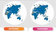 Buat Yang Belum Paham, Ini Bedanya Epidemi dan Pandemik