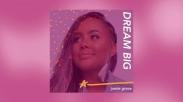 Dream Big, Single Terbaru Jamie Grace yang Bikin Galau Jadi Happy