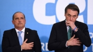 Presiden Brazil Jair Bolsonaro Tegaskan Jika 'Brazil Adalah Milik Tuhan'