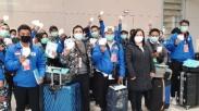 Kuatir Tertular Virus Corona, Dubes RI Sediakan Pos Keamanan Bagi WNI di Korea Selatan