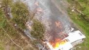 Gereja di Tembagapura Ludes Dibakar, Pelaku Ketahuan Setelah Upload Foto ke Sosial Media