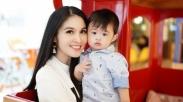 Begini Tips Jalani Social Distancing Bareng Anak di Rumah Ala Sandra Dewi & Donna Agnesia