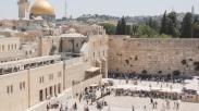 Ditutup Selama Wabah COVID-19, Peziarah Bisa Rayakan Paskah di Yerusalem Secara Virtual