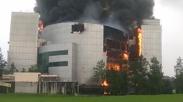 Inilah 3 Fakta Penting Kebakaran Besar di Gereja Christ Cathedral Serpong