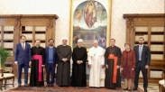 Selain Vatikan, Lintas Agama di Negara Arab Ini Juga Ikut Bersatu Dalam Hari Doa Sedunia