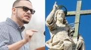 Karena Sebut Patung Yesus Supremasi Kulit Putih, Aktivis Ini Terancam Dibunuh