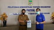 Terus Bergerilya, OBI Salurkan Klorin Disinfektan ke Rumah Sakit dan Kantor Pemerintah