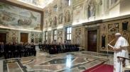 Wujudkan Kesetaraan Gender, Paus Angkat 6 Wanita Jadi Petinggi Keuangan Vatikan