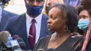 Putranya Ditembak 7 Kali, Ibu Jacob Blake Pilih Minta Doa Dari Pendeta