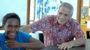 Keluarga Amerika Ini Berani Datang ke Indonesia Karena Terpanggil Layani Orang Papua Loh!